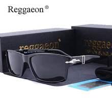 9cec38106f7 reggaeon Brand Polarized Driving Men Sunglasses Square Mission Impossible 4  Tom Cruise Style Sun Glasses UV400 Oculos De Sol