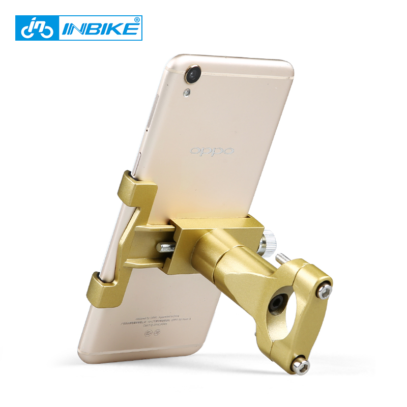 INBIKE Bicycle Cell Phone Holder iPhone Bracket Cycling Handlebar Holder Motorcycle Navigation Mountain Apple Bike Accessories bicycle phone holder universal mtb bike handlebar mount holder cell phone stand bicycle holder cycling accessories parts