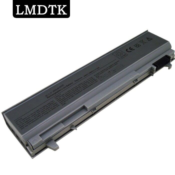 LMDTK New 6 Cells Laptop Battery FOR DELL Latitude E6400 E6500 E6410 E6510 Precision M2400 M4400  KY266 KY268 KY265 PT434