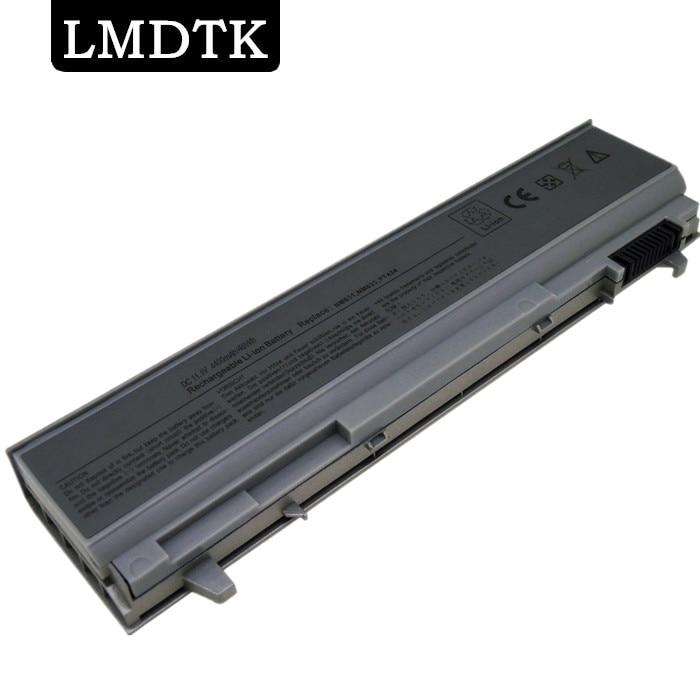 LMDTK Nya 6-cells laptopbatteri FÖR DELL Latitude E6400 E6500 E6410 E6510 precision M2400 M4400 KY266 KY268 KY265 PT434
