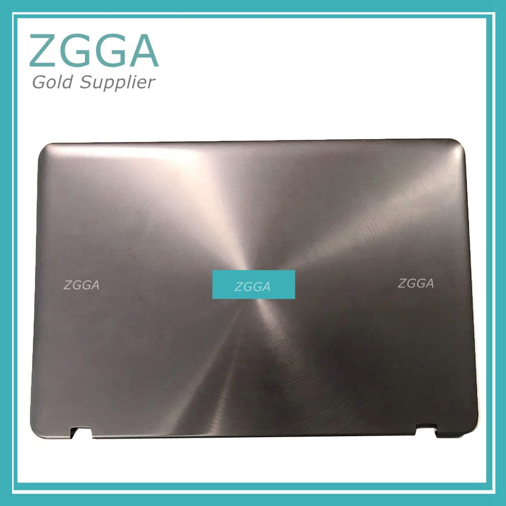Original NEW 13.3Laptop LCD Back Cover for ASUS ZenBook UX360U Rear Lid Top Case Brown 13NB0C02AM0101 Black 13NB0C03AM0101 new for asus gl502 gl502vm gl502vs gl502vy gl502vt gl502vs ds71 gl502vm ds74 lcd back cover top case a shell black silver