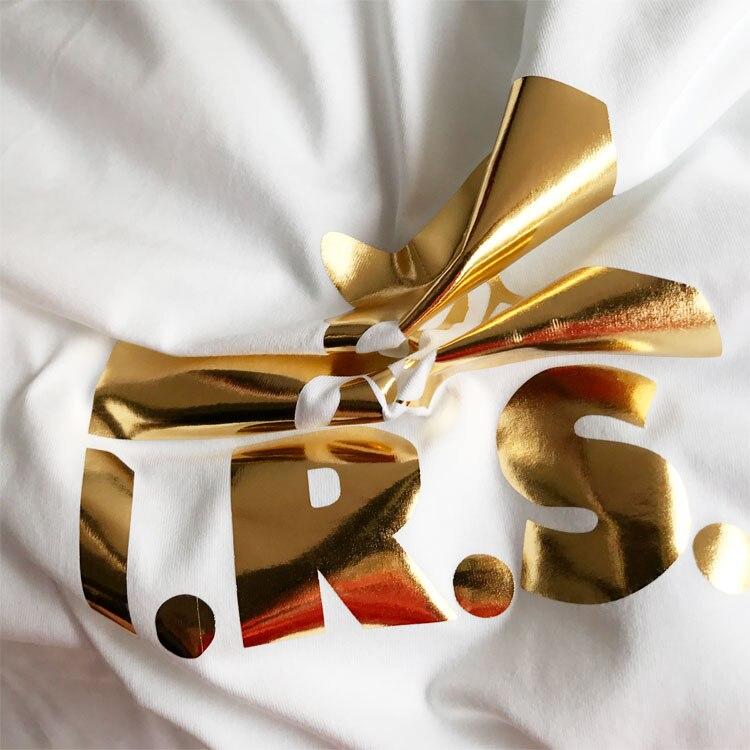 Flocage Beaucoup 10 T Shirts Unisexe Livraison Adultes T shirt Impression Remark Pièces Velours Color Lettre Votre Vêtements Harajuku Chaleur Vinyle logo Metal Color Été remark TtqnXrZtx
