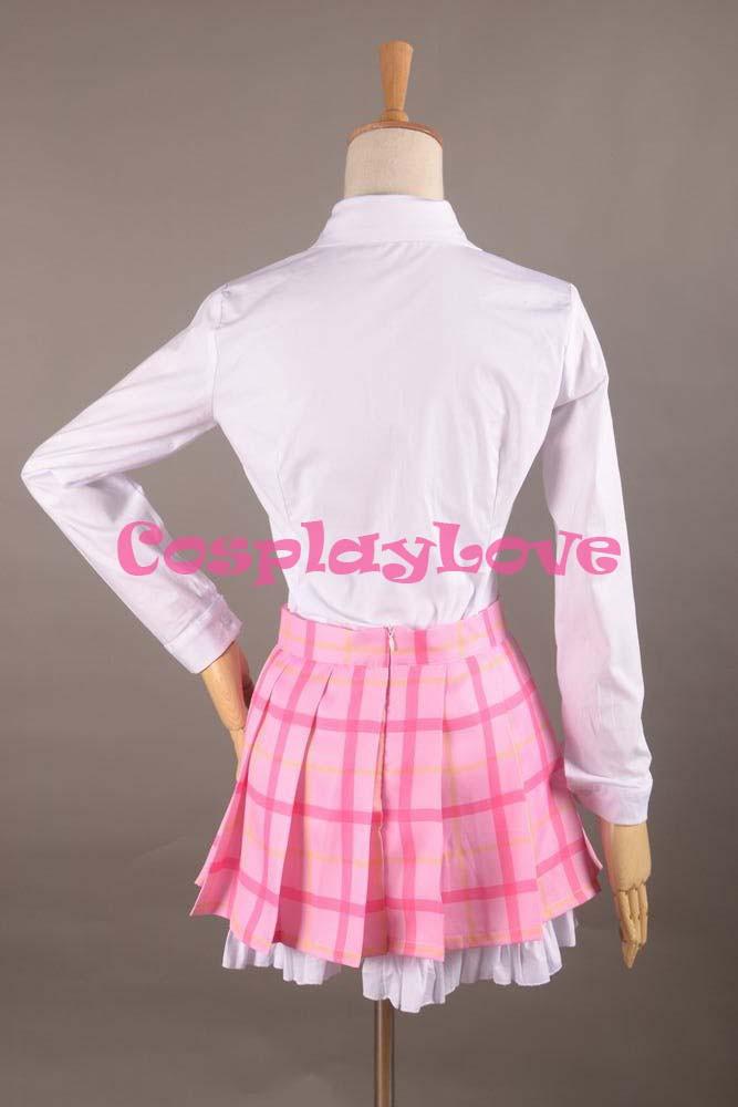 Noragami Kofuku Dress Cosplay Costume (6)
