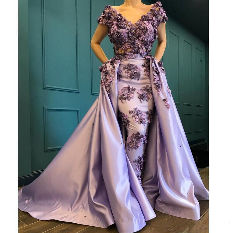 2018-lavender-3d-appliques-off-shoulder-short