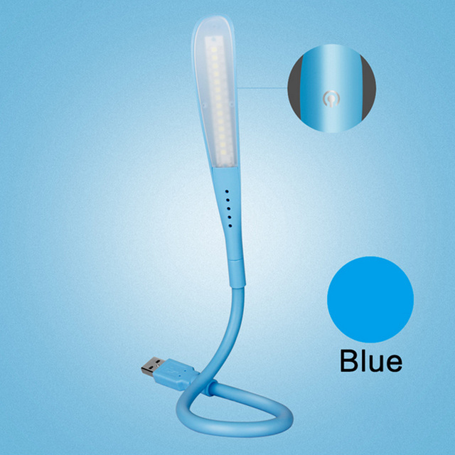 Ultra-Bright Mini USB Lamp with Flexible Tube