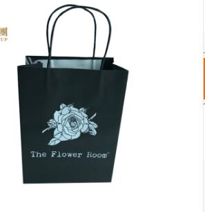 Wholesale Cheap Price Luxury Famous Brand Gift Printed Paper Shopping Custom Bags