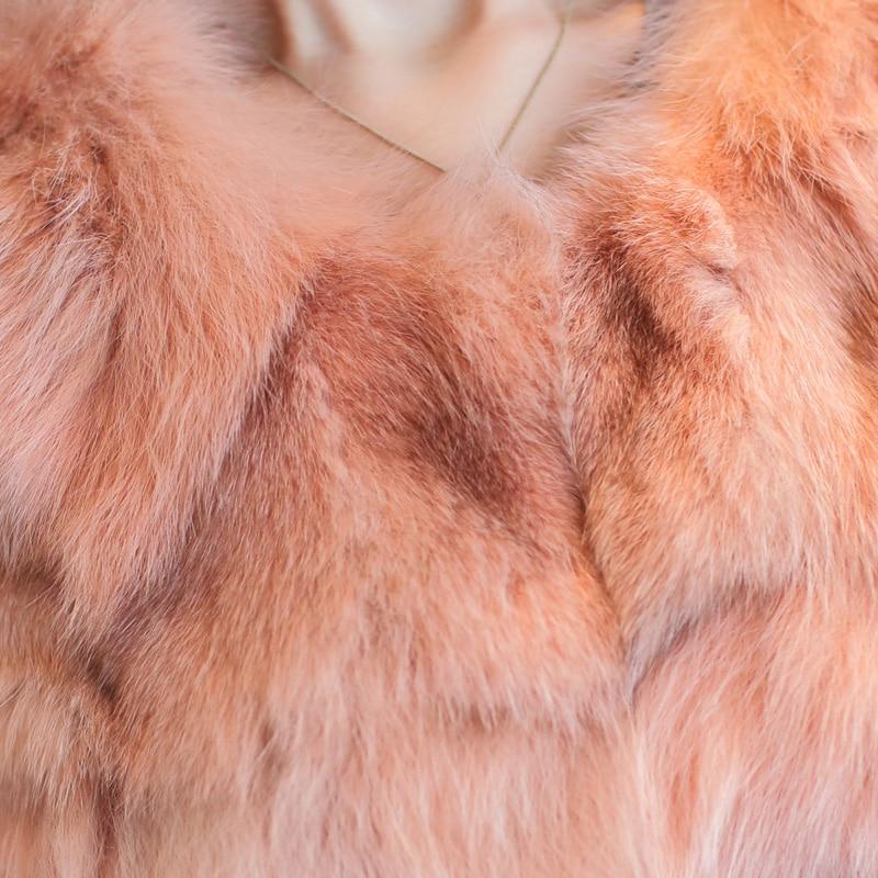khaki My1095 as Réel Blue Manteaux white Dames Picture Vêtements Renard Manteau De Courts The Vintage Rose 2018 Veste pink Hiver Red Automne Coréenne Femmes Fourrure royal Femme D'hiver Bqg1fwnBU