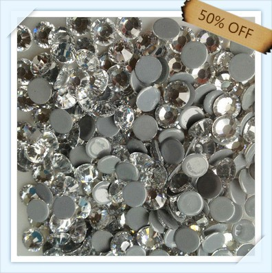 89d863e0b9 China Wholesale Austrian hotfix rhinestone SS20 crystal color 5mm flat back  free shipping ,5mm stones with 1440 pcs each pack