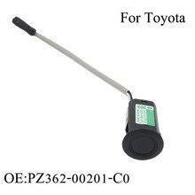 Новый PZ362-00201-C0 Для Toyota Ультразвуковой Датчик Camry/Lexus RX Датчика Заднего Хода PZ362 00201 188300-9060