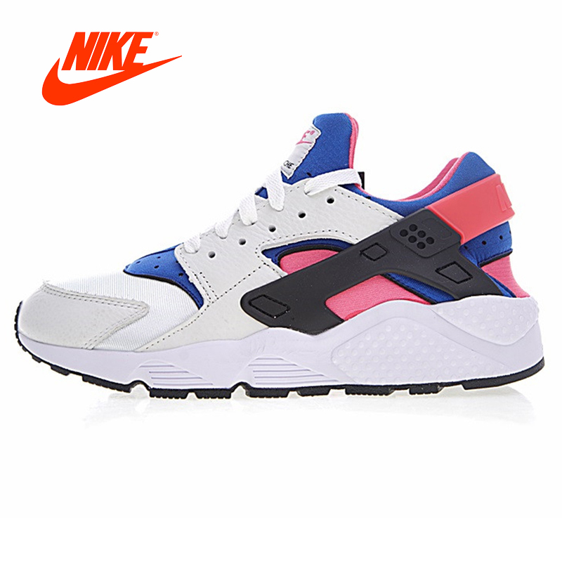 купить Original New Arrival Authentic Nike Air Huarache Run QS Women's Original Running Shoes Sneakers Sport Outdoor Good Quality онлайн
