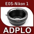 Pixco адаптер костюм для Canon EF EOS объектив Nikon 1 сменных штекеров V2 J2 V1 J1 J3 S1 камера без штатива