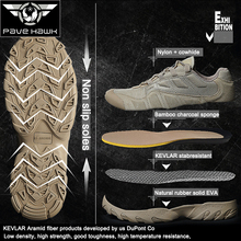 Brand PAVE HAWK Fishing Waders Security staff special forces shoes Bodyguard women waterproof trekking tactical combat boots
