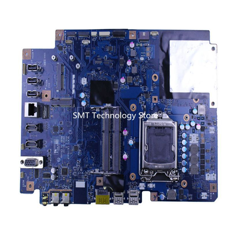 QCA71 LA-7521P ET2411I motherboard for asus AIO PC mainboard free shipping 140678dbc78