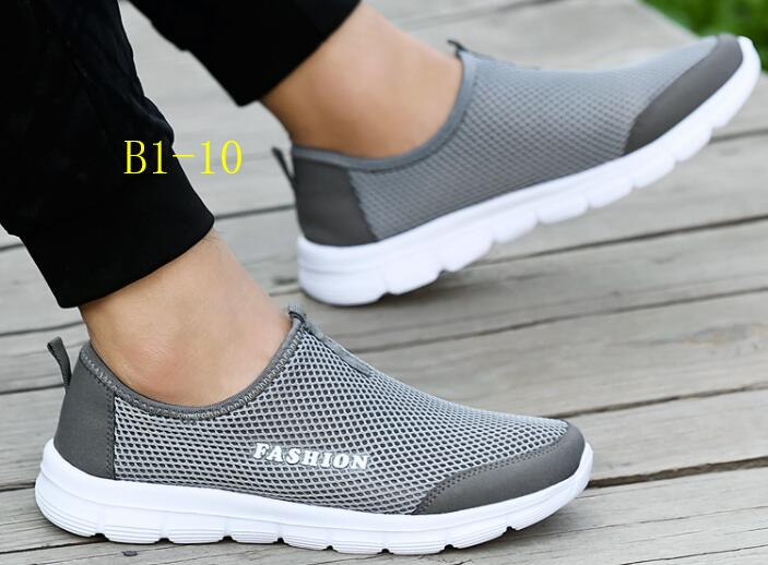 new Summer Running Shoes for Men New Hot Breathable Mesh Lightweight Sports Jogging Walking Comfortable women male sneakers hot sale 2018 new fashion lightweight breathable shoes leather flat women shoes comfortable classic style casual sneakers