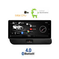 OZGQ 3g MMI Android 10.25 ''pollici Octa Core Car Multimedia Radio Player Headunit Autoradio GPS di Navigazione Per Audi 2010-2016 Q5