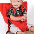Cadeira Portátil do bebê Assento Infantil Jantar Almoço Cadeira Arnês Cinto de Segurança Do Assento De Alimentação Do Produto Cadeira de Alimentação Do Bebê Cinto de Segurança