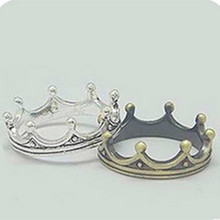 2016 New European And American Fashion Way Hot Men's Jewelry Crown Ring For Women Jewelry