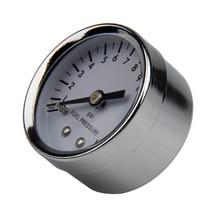 0-15 psi White Face Analog Fuel Pressure Gauges  1 1/2 in   1561  diagnostic-tool