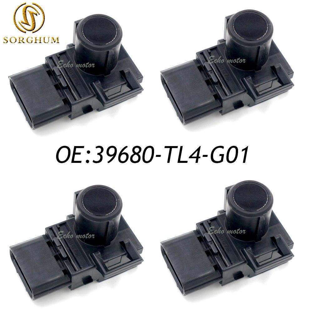 New 4PCS 39680-TL4-G01 PDC Parking Sensor Reverse Assist For Honda  OEM 188400-4960New 4PCS 39680-TL4-G01 PDC Parking Sensor Reverse Assist For Honda  OEM 188400-4960