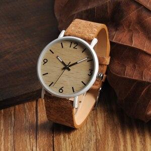 Image 5 - Bobo Vogel L E18 Roestvrij Staal Horloges Mannen Quartz Horloge Custom Logo Merk Designer Dames Orologio Da Polso Oem