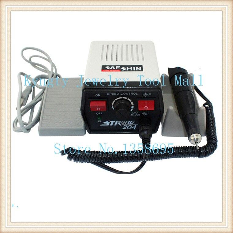 Polishing tool micro Strong 204+102L Dental Machine ,Mini MicromotorPolishing tool micro Strong 204+102L Dental Machine ,Mini Micromotor