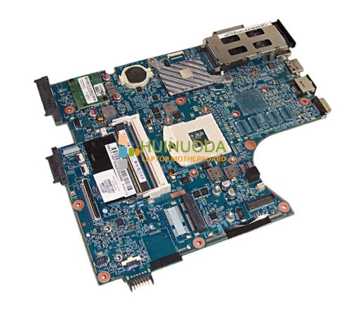 Original laptop motherboard for HP probook 4520S 4720S 598667-001 48.4GK06.011 HM57 Socket PGA989 DDR3 works