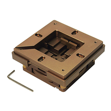 Auto Lock Accurate Position Multi-Sides Adjustment BGA Jig Holder for 80mm 90mm stencils