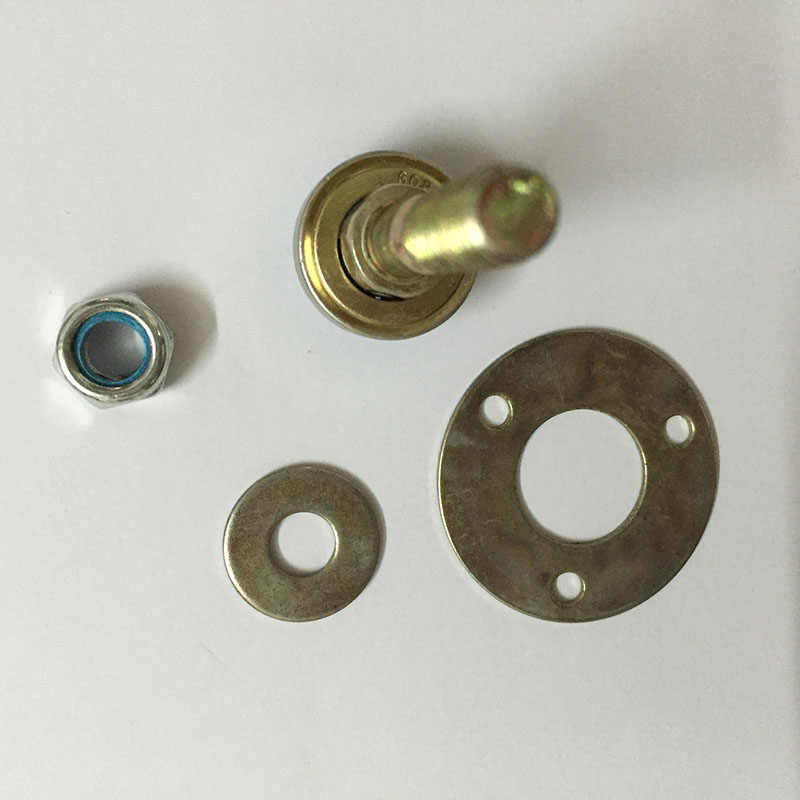 Furniture connecting fitting screw kit rocking chair accessories rocker bearing connecting fittings KF288
