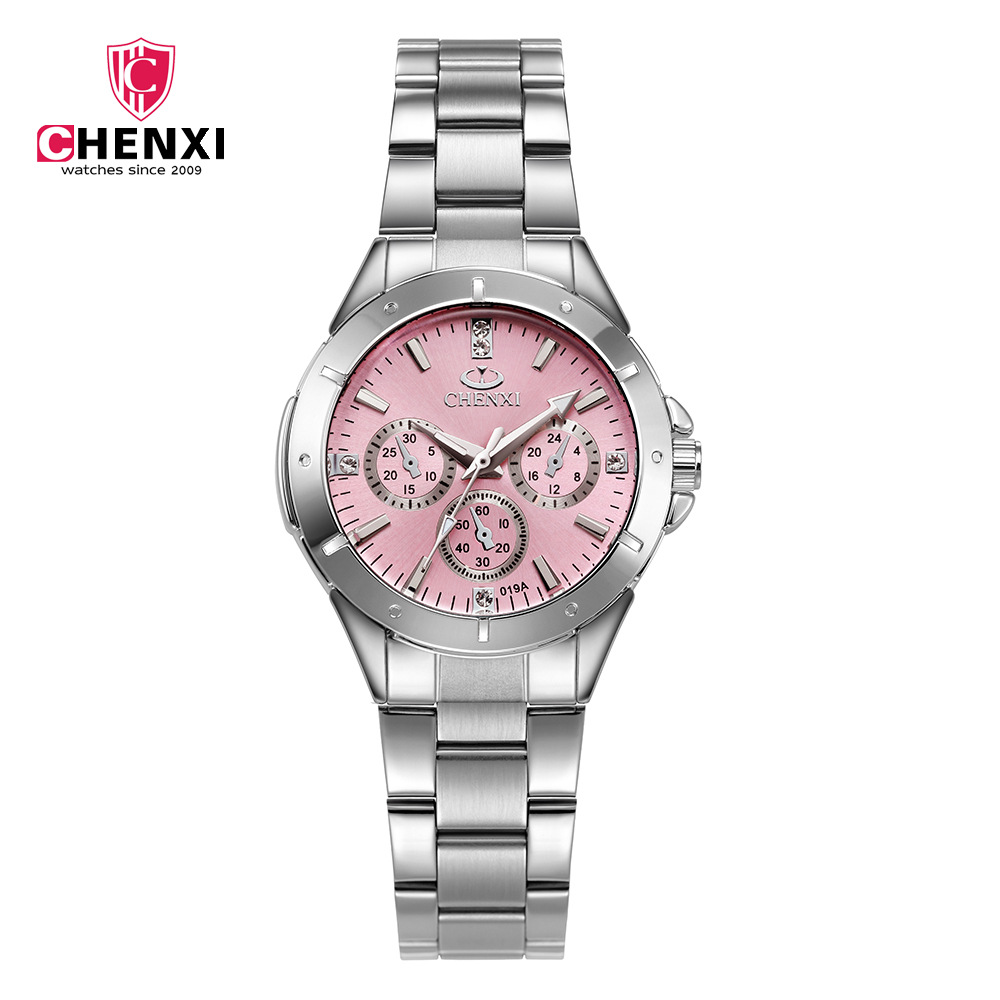 Chenxi Fashion Brand Luxury Waterproof Women Watch Ladies Quartz Dress Wristwatch Relogio Feminino Montre Femme Reloj Mujer 019Chenxi Fashion Brand Luxury Waterproof Women Watch Ladies Quartz Dress Wristwatch Relogio Feminino Montre Femme Reloj Mujer 019