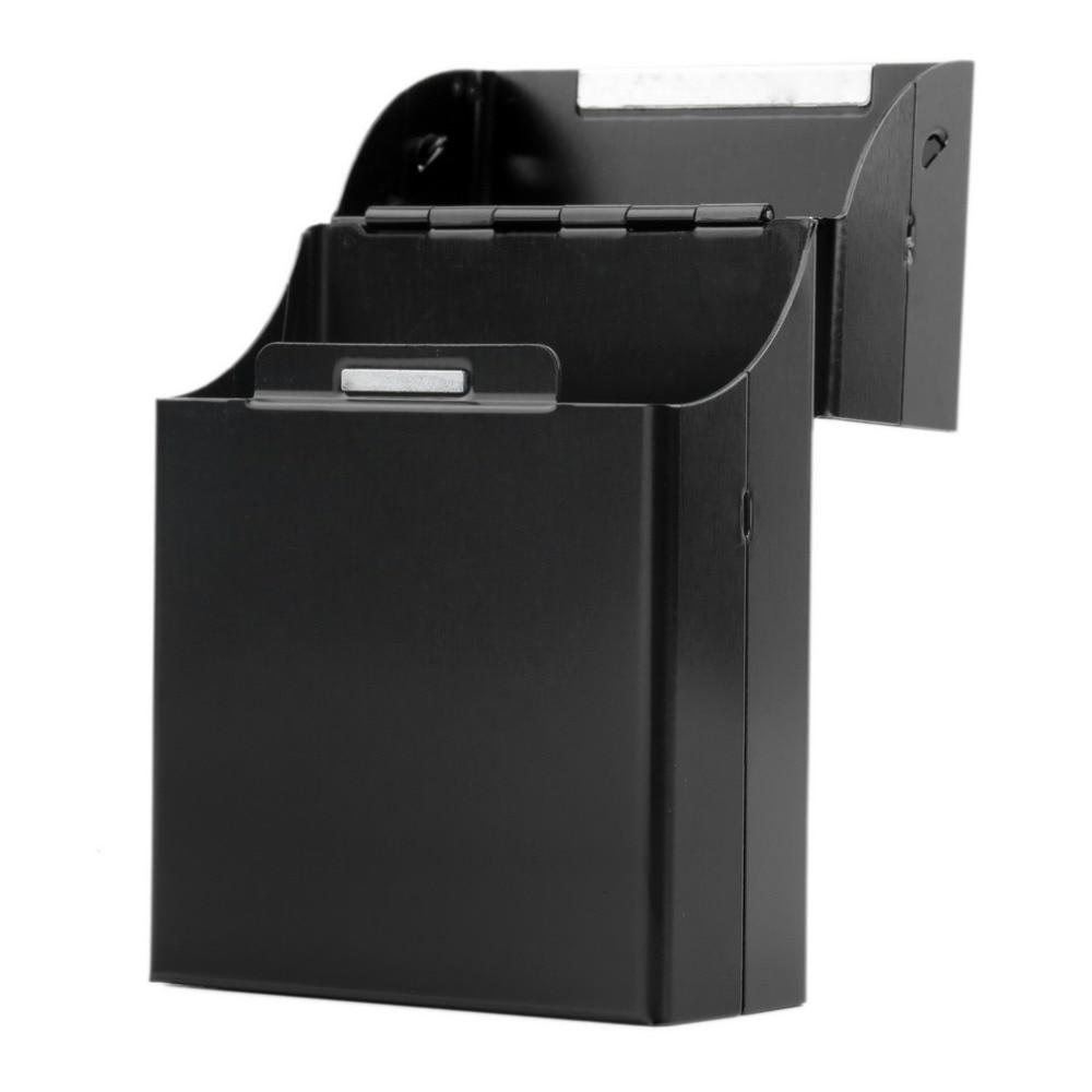Portable Magnetic Cigarettes Aluminum Cigarette Case Ultra Thin  Cigar Tobacco Holder Pocket Box Storage Container Gift Box