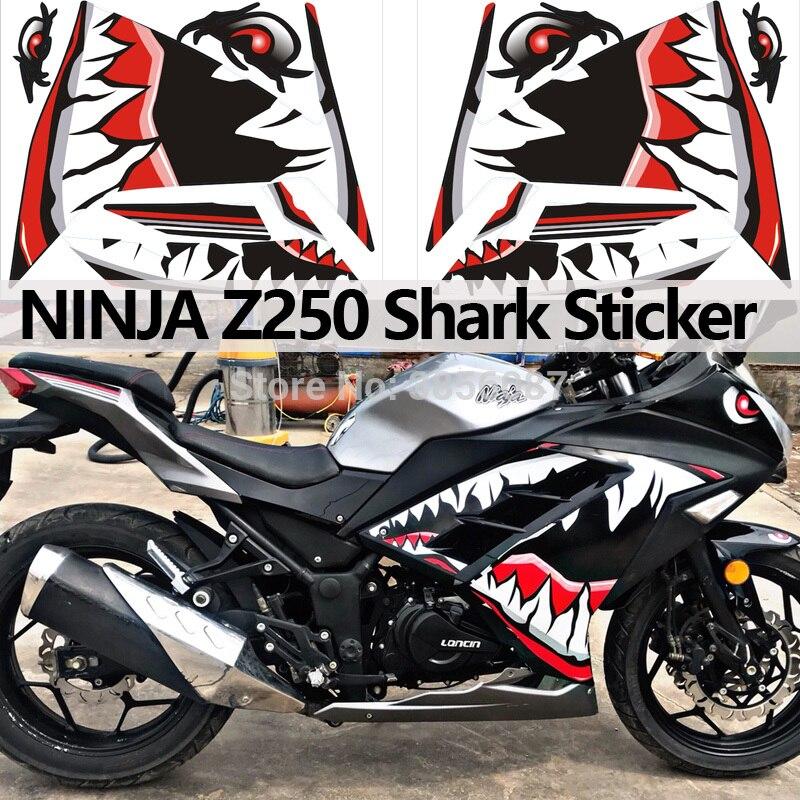 Sticker Modified Ninja 250