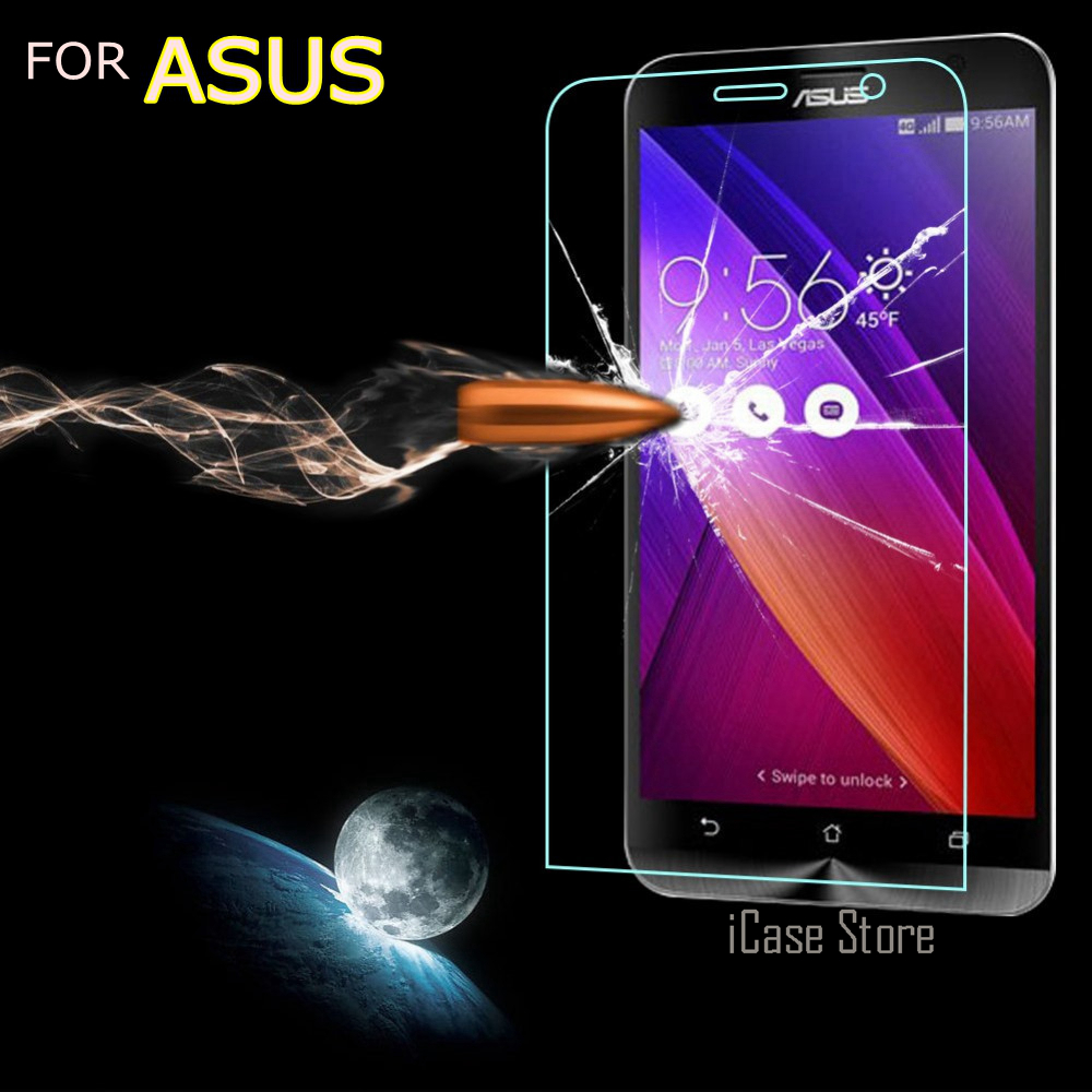 9H Screen protector tempered glass For Asus Zenfone 2 Z00ADB Z00AD Z00ADA Z008 Z008D Z008DB Z008DC 5.5 inch case cover glas