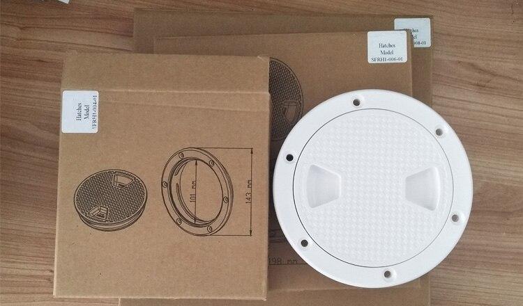 ... Marina inspección acceso escotilla cubierta en una caja. packing2.  Antes de comprar 930562a0ed6