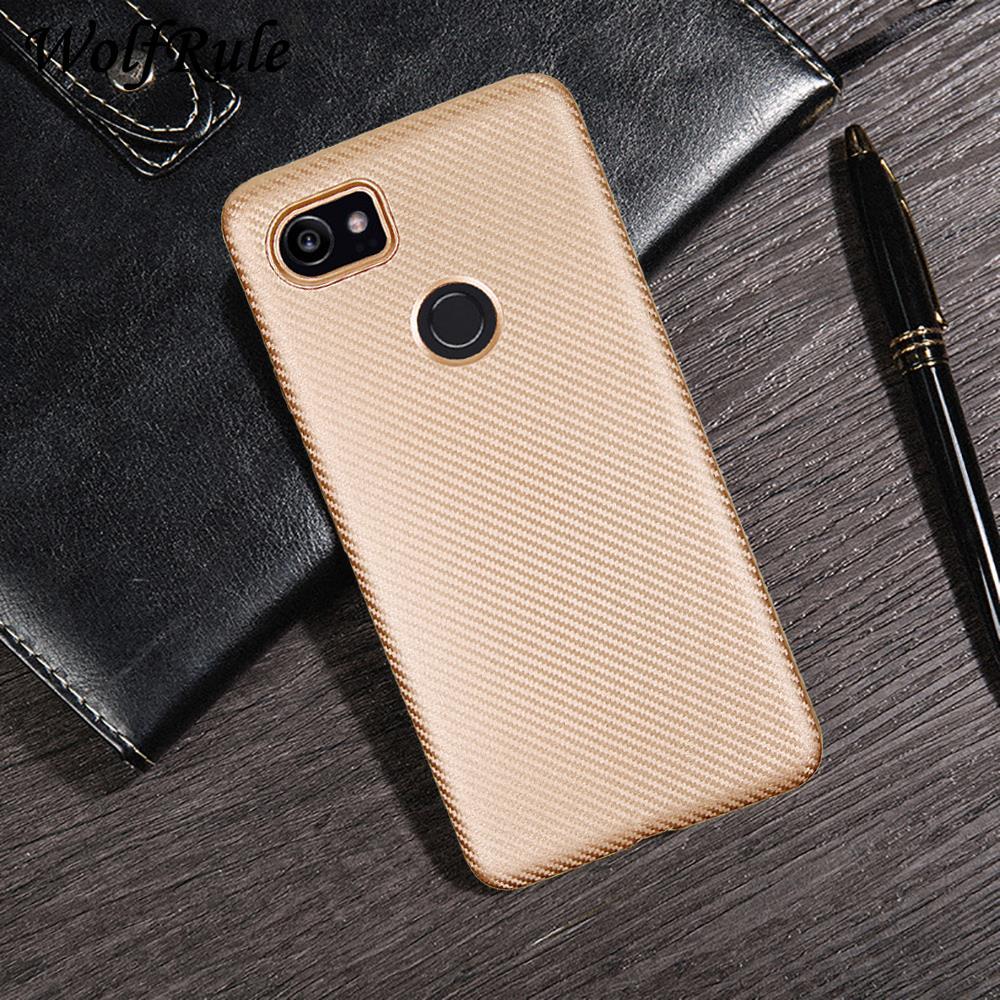 For Cover Google Pixel 2 XL Case Pixel 2 XL Case Soft Silicone Rubber Phone Cover Case For Google Pixel 2 XL Coque Fundas 6.0