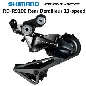 Image 1 - SHIMANO DURA ACE RD R9100 אחורי הילוכים כביש אופני R9100 SS כביש אופניים Derailleurs 11 מהירות 22 מהירות