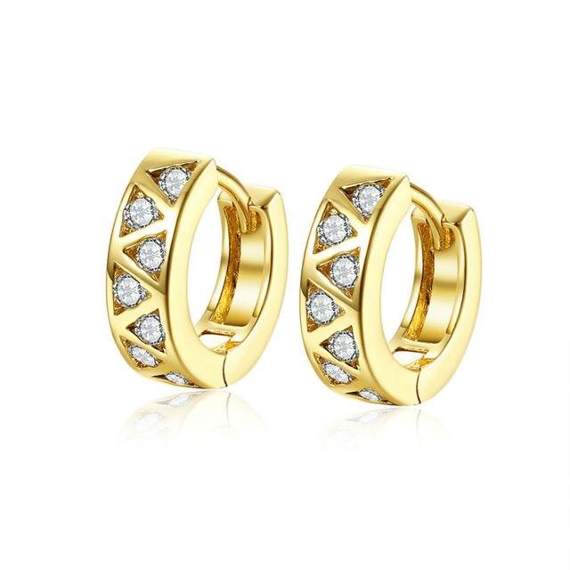 Fancy earrings for wedding