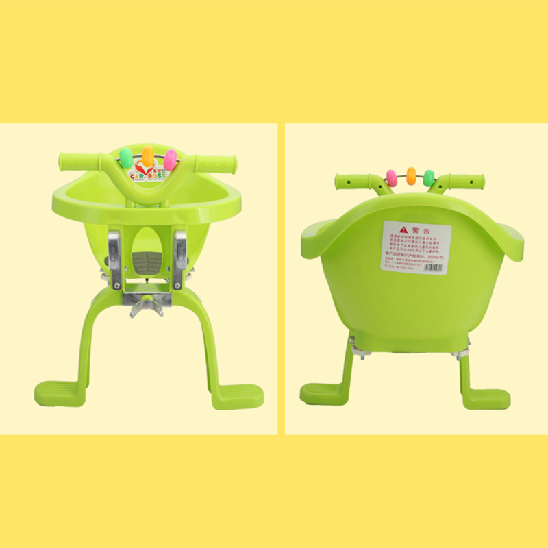 AOXIN Road foldable bicycle children's front safety seats High - Cycling - Photo 2