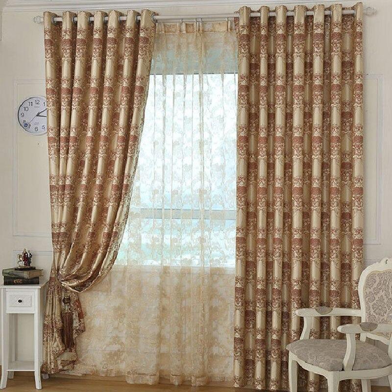 Ventana de la cortina sala de tela para cortinas cortinas - Nombres de telas para cortinas ...