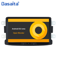 8 HD цифровой сенсорный экран 1080 P видео Android 8,0 автомобиль радио gps для Renault Duster DACIA sandero Captur Лада Xray 2 Logan 2