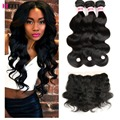Peruvian Body Wave With Closure Amazing Hair Company Frontal Wet And Wavy With Closure Peruvian Virgin Hair With Closure