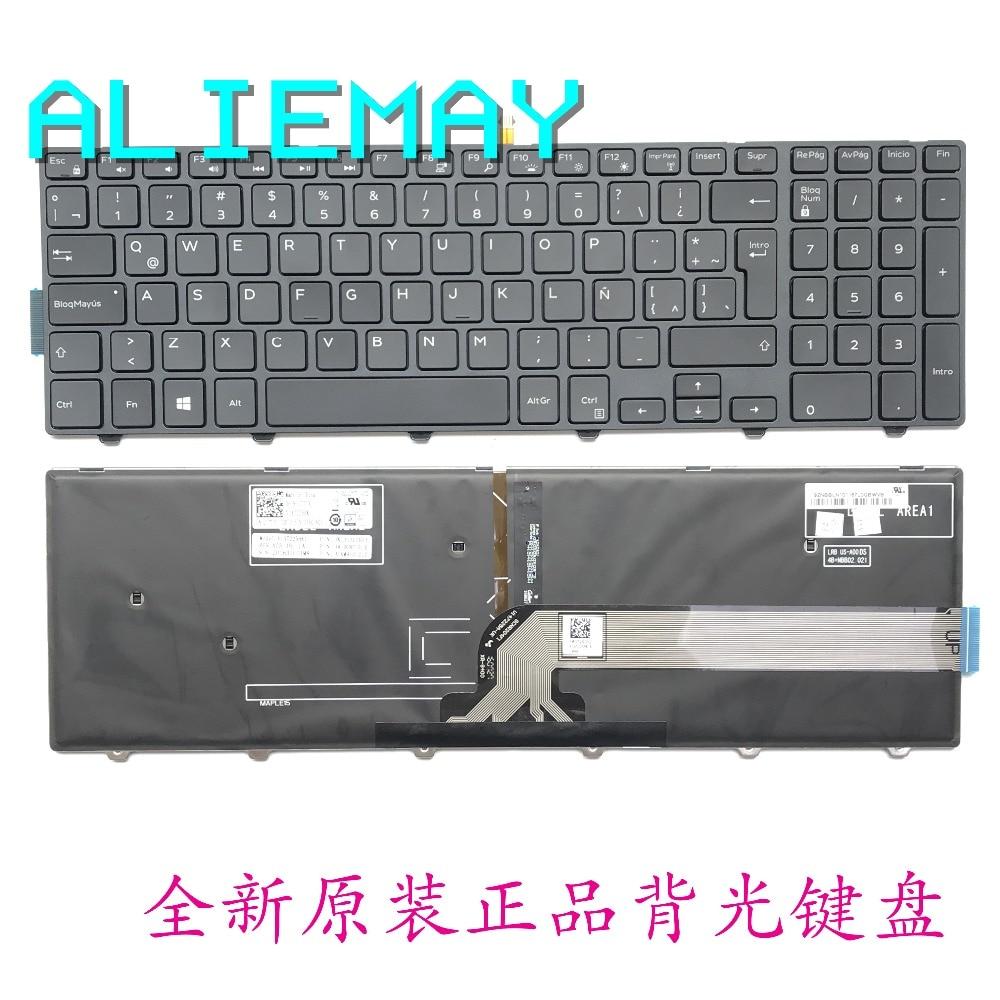 For Keyboard Dell Inspiron 15 3541 3542 5555 5558 5559 5547 5548 NO Backlit