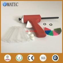 цена на 10ML manual syringe gun/ Epoxy Caulking Adhesive Gun single liquid glue gun/dispense gun with full parts
