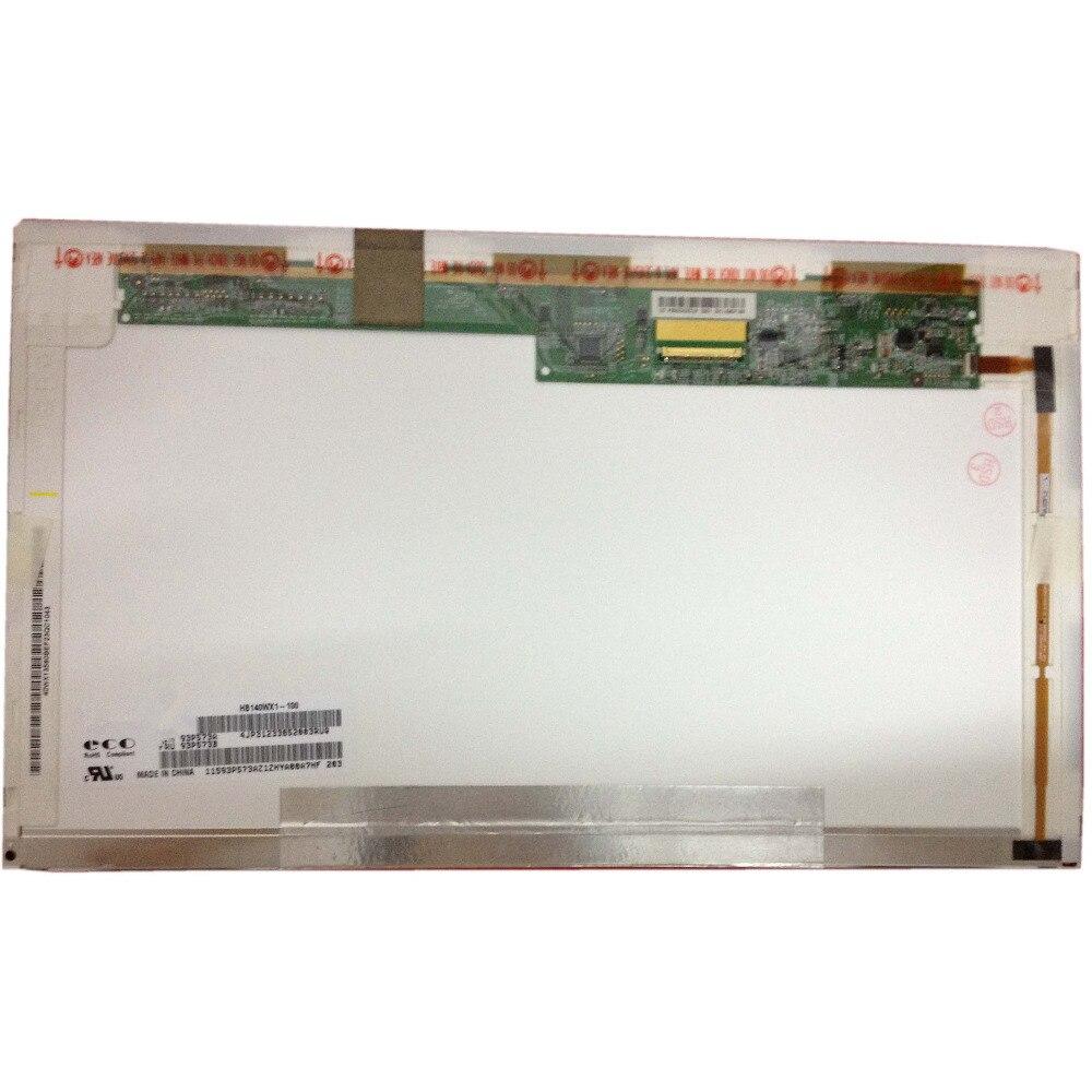 LALAWIN HB140WX1-100 N140BGE-L23 M140NWR2 LP140WH4 B140XW01 LP140WH1 N140BGE-L21/12/11/22 Laptop lcd screenLALAWIN HB140WX1-100 N140BGE-L23 M140NWR2 LP140WH4 B140XW01 LP140WH1 N140BGE-L21/12/11/22 Laptop lcd screen