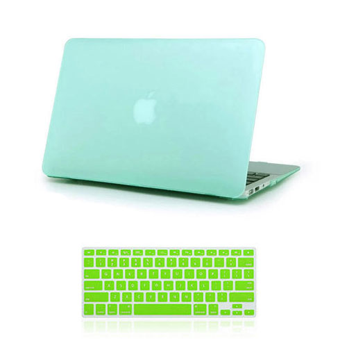 """For Macbook Air 11/"""" Air 13/"""" inch Laptop Frosted Matte Hard Case Keyboard Cover"""