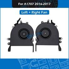Original a1707 conjunto de ventilador para macbook pro retina 15