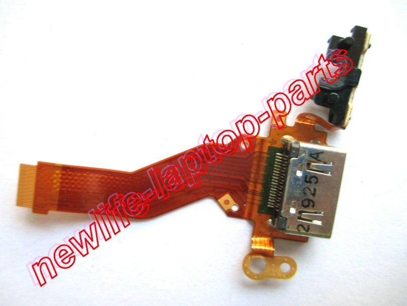 original for laptop SVD11 series power botton HDMI CABLE FPC-293 11 test good free shipping original vgn tt hdd cable connector fpc 142 1 857 160 11 test good free shipping
