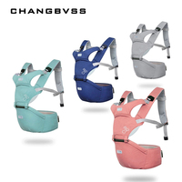 High Quality Baby Backpack 0~36M Breathable Baby Sling Front Carry Baby Hipseat Multi functional Newborn Wrap Baby Kangaroo Bag