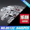 New Lepin 05132 Star Series Wars Ultimate Collector S Model 7541PCS Destroyer Building Blocks DIY Bricks