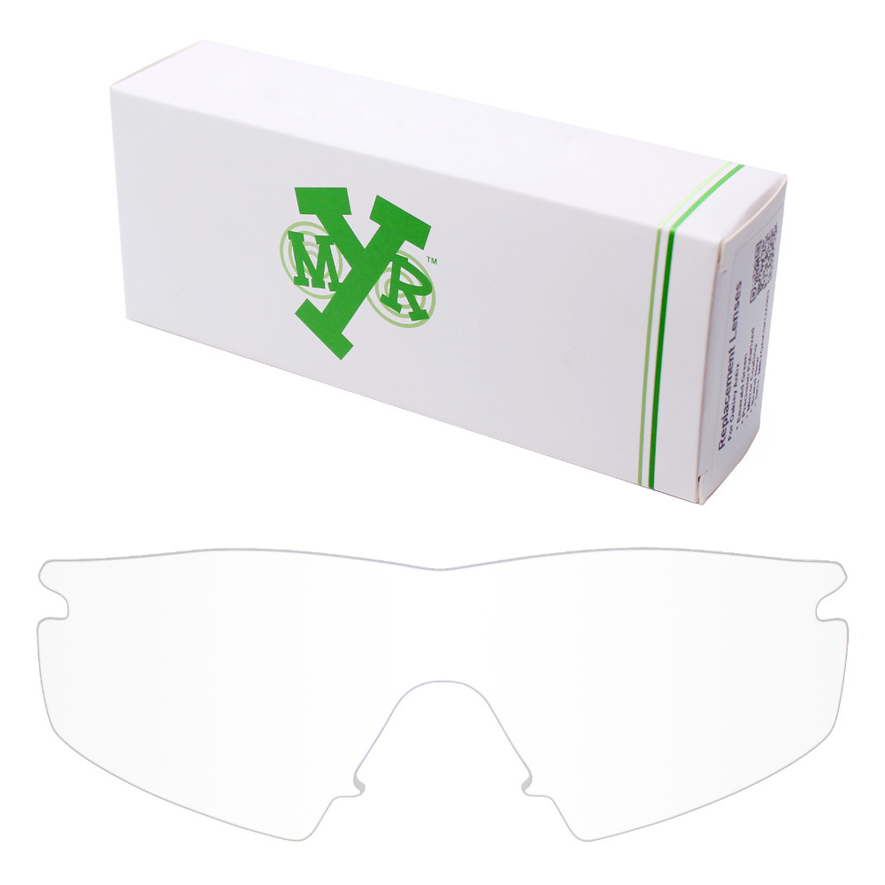 4d2e52fd3fa Mryok Replacement Lenses for Oakley M Frame Strike Sunglasses HD Clear