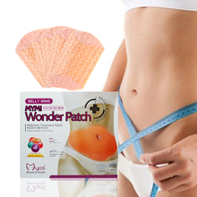 5Pcs MYMI Wonder Slimming Patch Belly Abdomen Weight Loss Fa